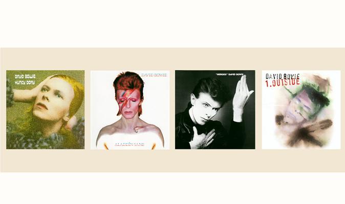 David Bowie l'avant garde pop