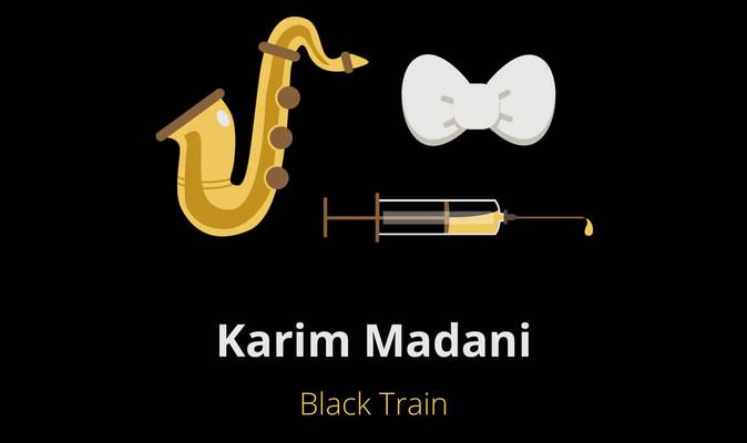 Karim Madani - Black Train