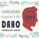 Concours Daho - L'homme qui chante