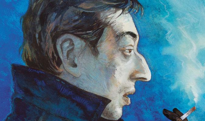 Gainsbourg - Dimberton et Alexis Chabert